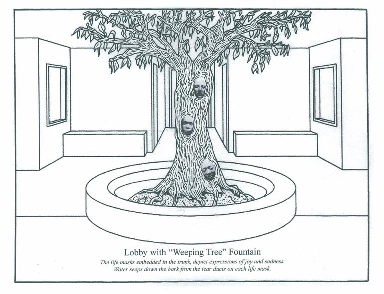 Lobby-weeping-tree
